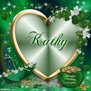 Hi, I'm Kathy nice to meet you !!